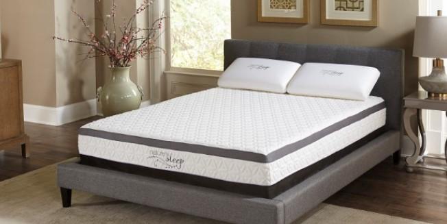 nature's sleep mattress