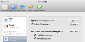 How To Add Phone Number To imessage On Mac