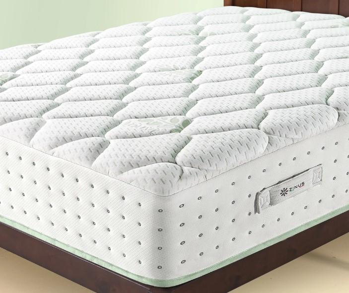 Pressure Relief Olive Oil Memory Foam iCoil® Hybrid Mattress