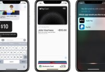 Apple Pay imessage