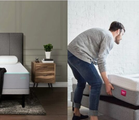 Bloom vs Endy Mattress Comparison