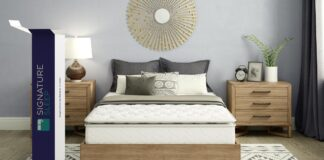 Signature Sleep Mattress reviews