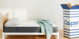 The capser mattress review