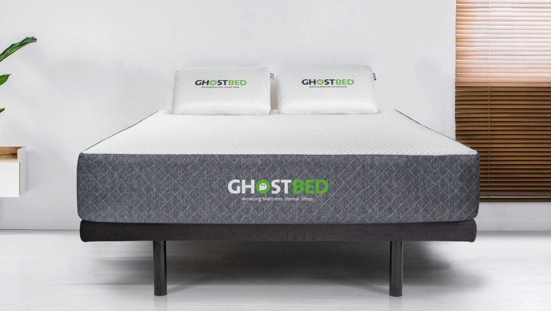 ghostbed mattress reviews