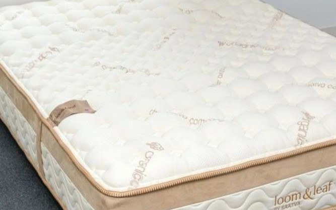loom and leaf firm mattress reviews