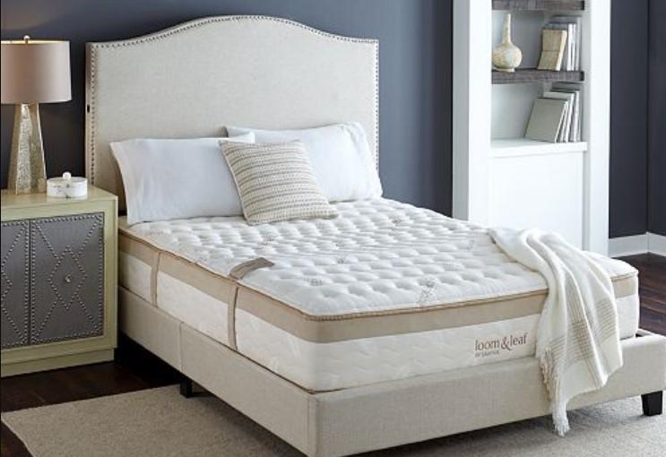 loom & leaf mattress reviews