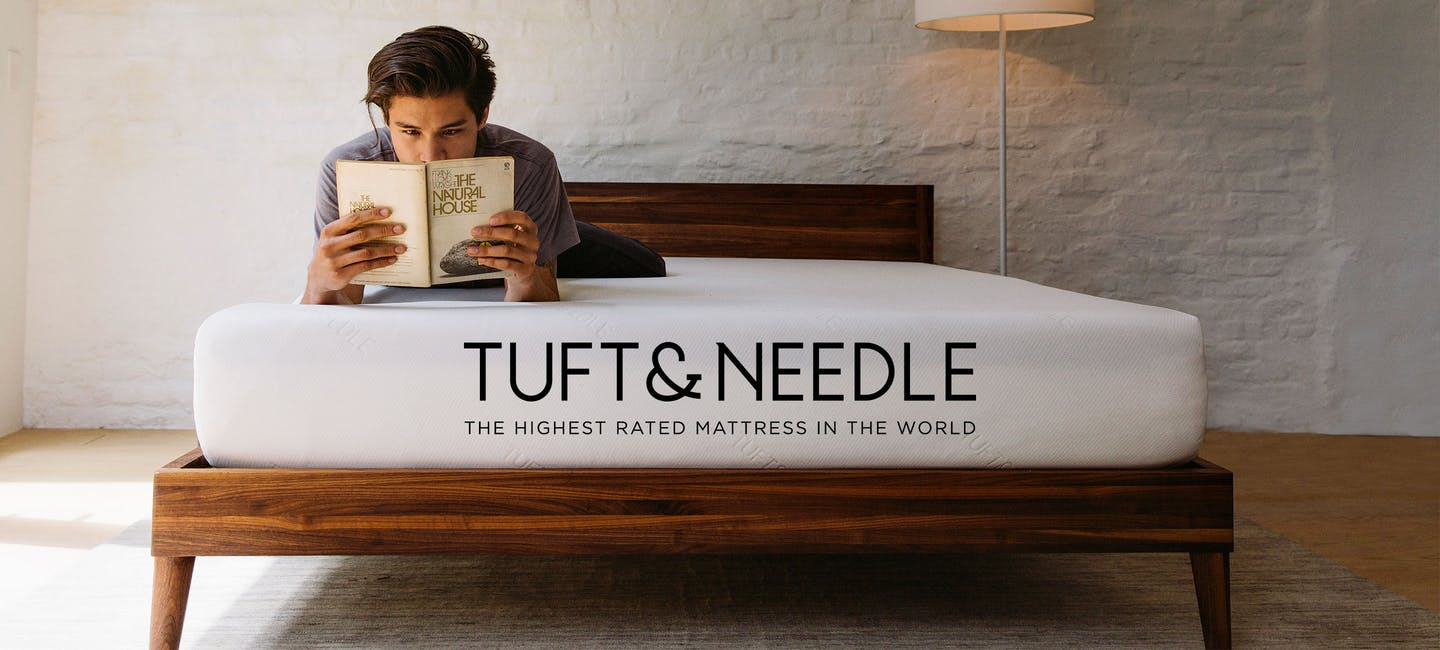 tuft and needle mint