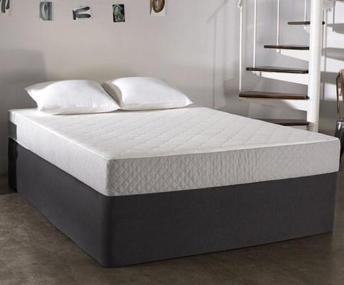 Sleep Innovations Marley Queen 8 Inch Cooling Gel Memory Mattress